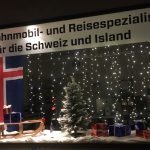 Our Christmas Window in Gebenstorf