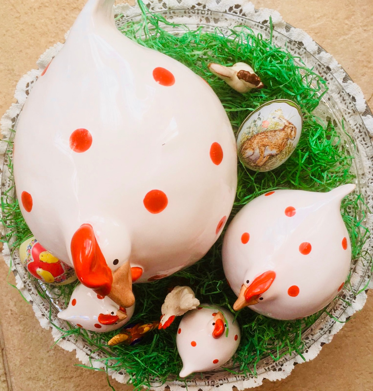 Happy Easter / Frohe Ostern